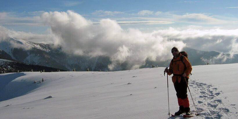 sneeuwwandelen in het apuseni gebergte roemenie (3)